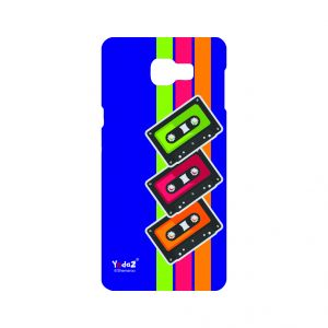 Yedaz Mobile Back Cover For Samsung A9 Pro (code - Mchp81sm35)