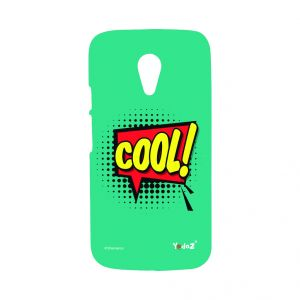 Yedaz Mobile Back Cover For Moto G2 (code - Mchp11mo4)