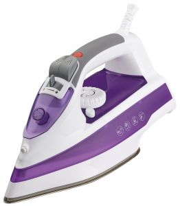 Clearline Master Purple Steam Iron_appclr028