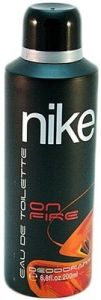 Nike Personal Care & Beauty ,Health & Fitness  - Nike On Fire Deodorant Spray  -  200 ml (For Men)