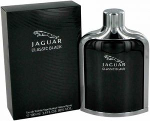 Perfumes - Jaguar Classic Black EDT  -  100 ml (For Men)