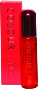 Perfumes - Colour Me Red EDT  -  50 ml (For Women)