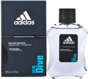 Adidas Ice Dive With Offer Edt - 100 Ml (for Men)