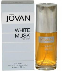 Jovan Perfumes (Men's) - Jovan WHITE MUSK EDT  -  88 ml (For Men)