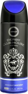 Armaf Derby Club House Deodorant Spray - 200 Ml (for Men)