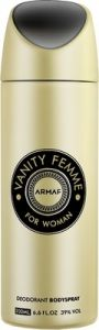 Armaf Vanity Femme Deodorant Spray - 200 Ml (for Women)