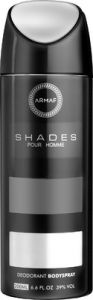 Armaf Shades Deodorant Spray - 200 Ml (for Men)