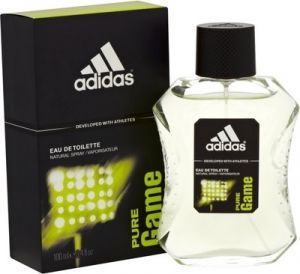 Adidas,Benetton Personal Care & Beauty - Adidas Pure Game EDT  -  100 ml (For Men)