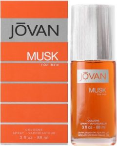 Jovan Perfumes (Men's) - Jovan Musk EDC  -  88 ml (For Men)