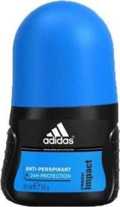 Adidas Deodorants - Adidas Fresh Impact Deodorant Roll-on  -  50 ml