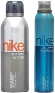 Nike,Cameleon,Bourjois,Brut Personal Care & Beauty - Nike Combo Set (Set of 2)
