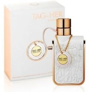 Perfumes - Armaf Tag Her Pour Femme Vaporisateur Spray EDP  -  100 ml (For Women)