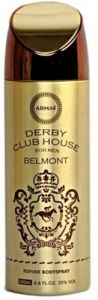 Armaf Derby Club House Belmont Deodorant Spray - 200 Ml (for Men)