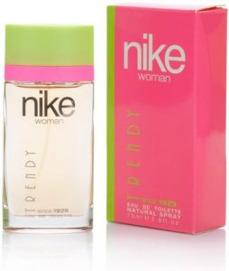 Nike Personal Care & Beauty - Nike Trendy EDT  -  75 ml (For Women)