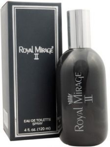 Royal Mirage Night II Edt - 120 Ml (for Men)