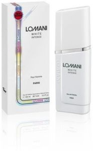 Lomani White Intense Edt - 100 Ml (for Men)