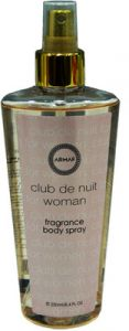 Deodorants (Women's) - Armaf Club de Nuit Body Mist  -  250 ml (For Women)