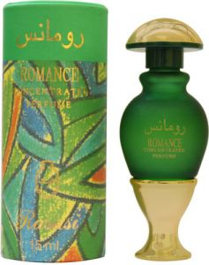 Globus,Garnier,Rasasi Personal Care & Beauty - Rasasi Romance EDP  -  15 ml (For Women)