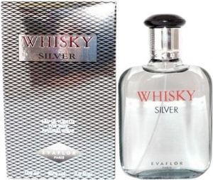Perfumes (Men's) - Evaflor Whisky Silver EDT  -  100 ml (For Men)