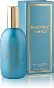 Perfumes (Unisex) - Royal Mirage Emerald EDC  -  120 ml (For Men, Women)