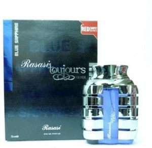 Rasasi Personal Care & Beauty - Rasasi Toujours Blue Sapphire (Red Carpet Series) EDP  -  75 ml