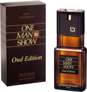 Jacques Bogart One Man Show Oud Edition Eau De Toilette - 100 Ml