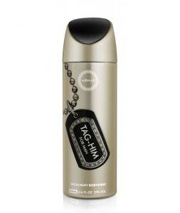 Armaf Tag-him Deodorant For Men - 200 Ml