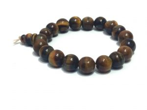 Tiger Eye Stone Power Bracelet Small (crystal Healing) Fengshui Vastu