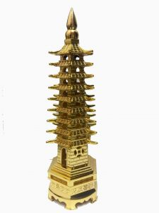 High Quality Metal 9 Level Education Pagoda Tower