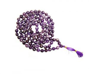 Amethyst 108 1 6mm Beads Rosary Mala