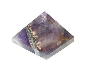Amethyst High Grade Pyramid 50 Grams
