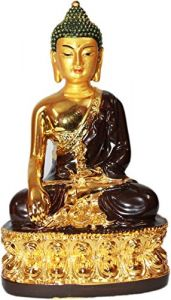 Meditating Buddha Statue For Energy Of Peace, Calm, Serenity And Simplicity