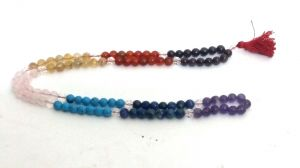 Chakra All In One High Grade Mala / Rosary