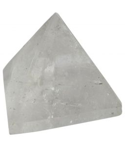 Clear Quartz Crystal Pyramid 100 Grams