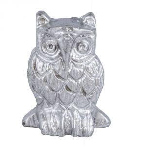 Parad Mercury Owl ( Ullu ) ( 29 Grams Weight )