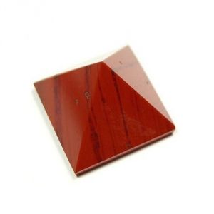 Red Jasper High Grade 50 Grams Pyramid