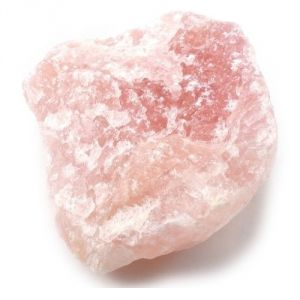 Rose Quartz Crystal Rough ( 70 To 80 Grams )
