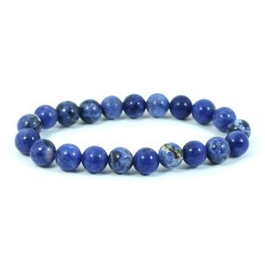 Sodalite Angel Powered Stretch Bracelet,