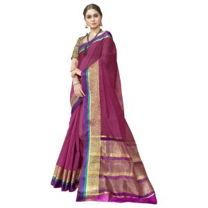 4347b8e68162f Saree Swarg Printed Art Silk Saree With Blouse - Buy Saree Swarg ...