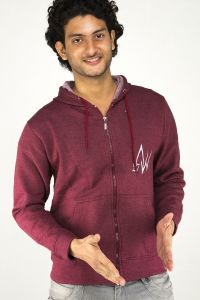 27ashwood Men's Wear - 27Ashwood Maroon Pullover