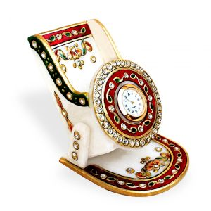 Handicrafts - Decorative Marble Mobile Stand