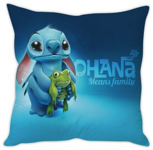 Stybuzz Lilo And Stitch Cushion Cover