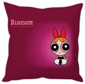 Stybuzz Blossom Powerpuff Girls Cushion Cover