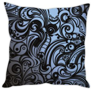 Stybuzz Abstract Art Cushion Cover