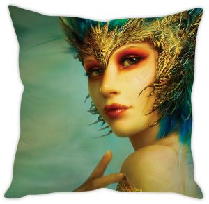 Stybuzz Tribal Queen Cushion Cover