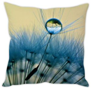 Stybuzz Drop On Dandelion Cushion Cover
