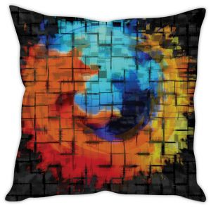Stybuzz Mozilla Abstract Cushion Cover