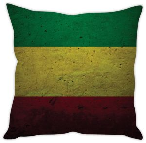 Stybuzz Grunge Flag Cushion Cover