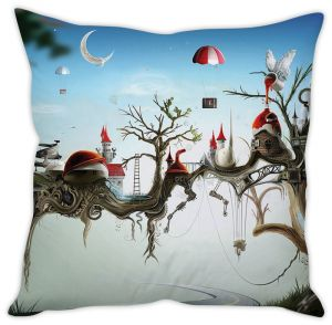 Stybuzz Dream Land Cushion Cover