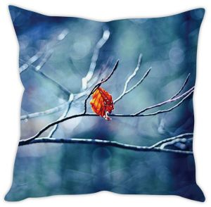 Stybuzz The Last Leaf Cushion Cover